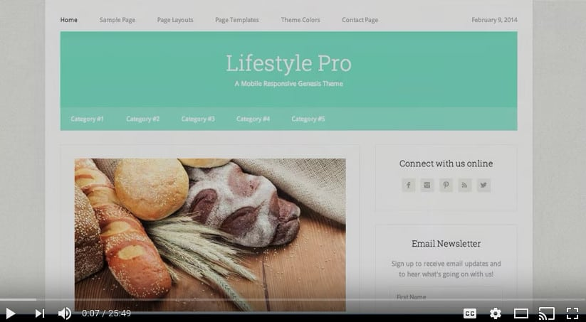 lifestyle pro video tutorial