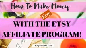 make money from the etsy affiliate program
