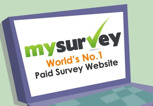 is mysurvey a scam legit