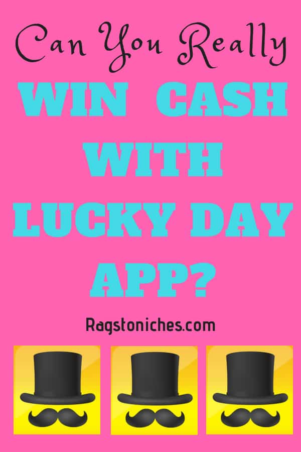 Can You Really Win Money With Lucky Day App
