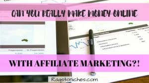 Can You Really Make Money Affiliate Marketing?