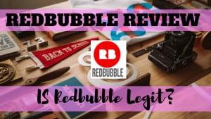 Redbubble Review Is Redbubble Legit