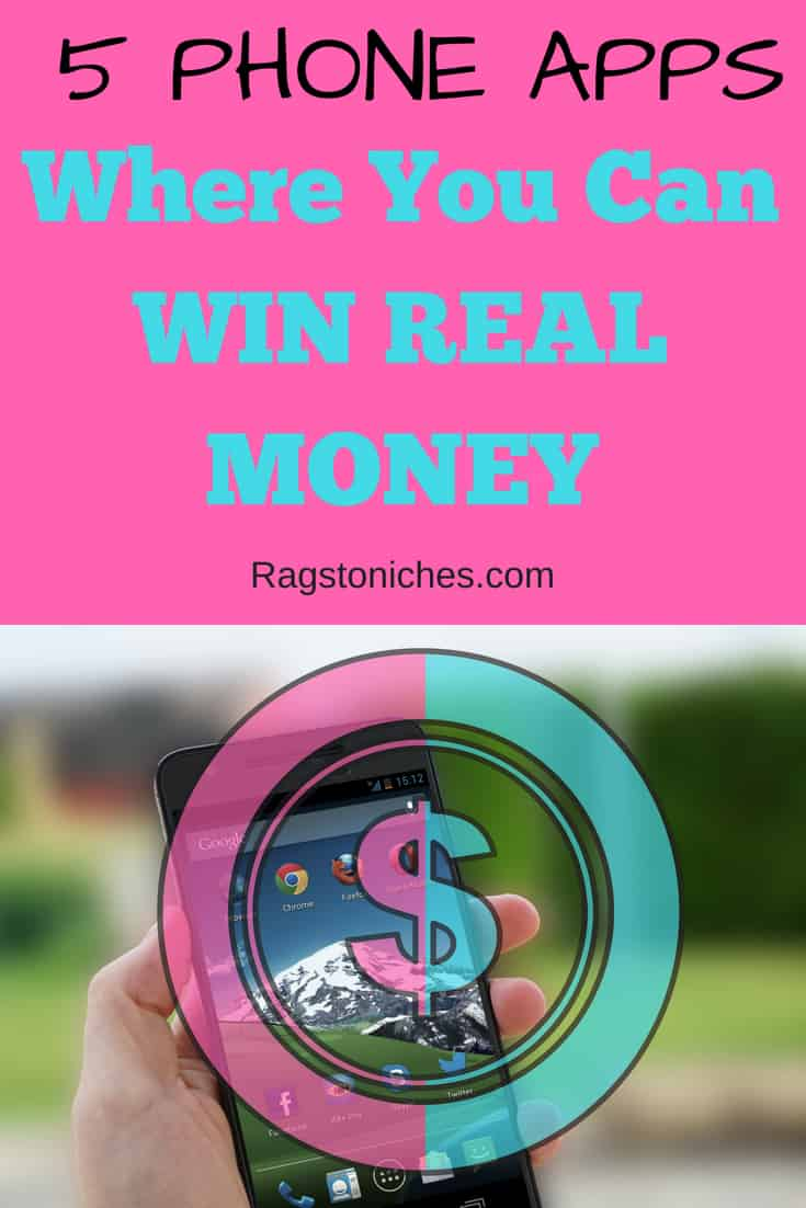 Apps You Can Win Real Money