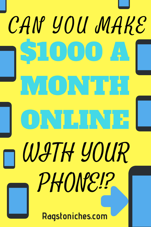 can you make 1000 a month