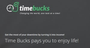what is timebucks legit or scam