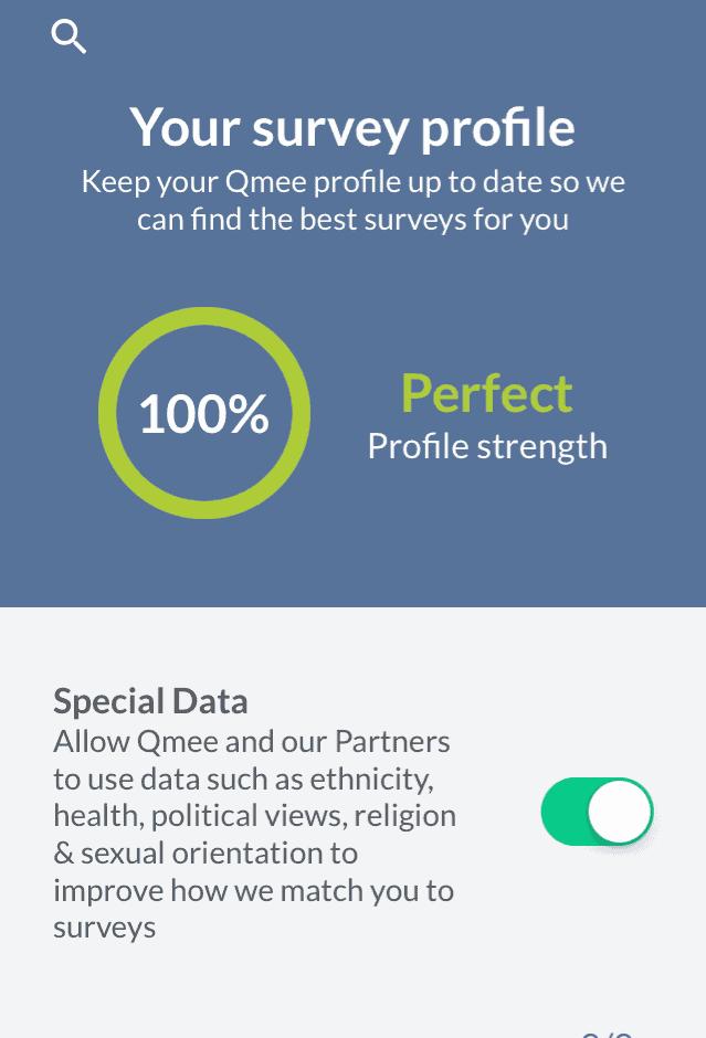 qmee app profile