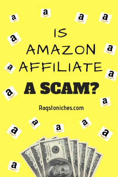 is amazon affiliate scam or legit