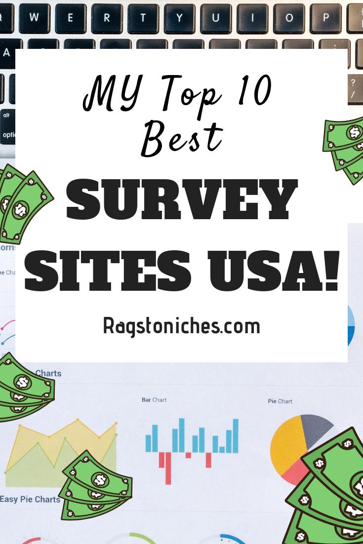 top best survey sites usa