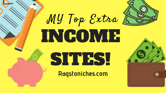 top extra income sites