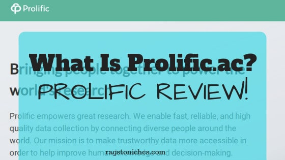 what is prolific.ac prolific review