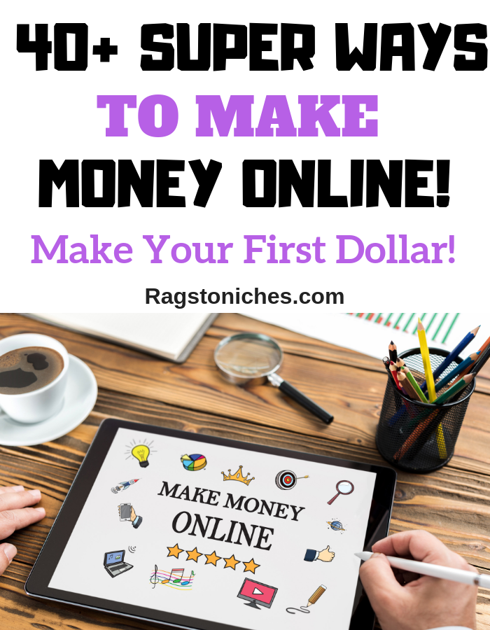 ways to make one dollar online