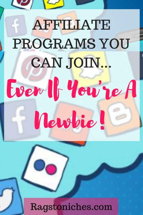 affiliate programs for beginners and newbies