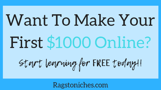 how to make $1000 online