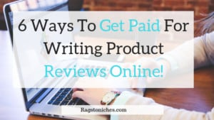 how to make money writing product reviews