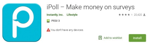 poll app review google play