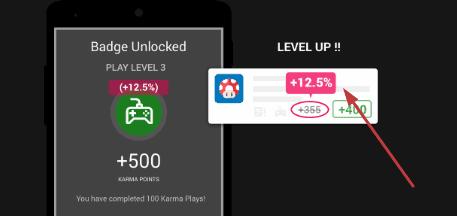 appkarma bonuses