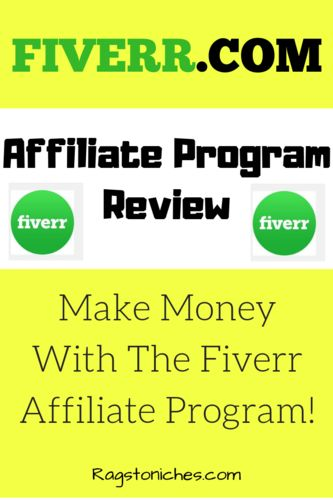 fiverr affiliate program review legit or scam