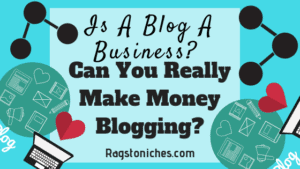 is a blog a business can you really make money blogging