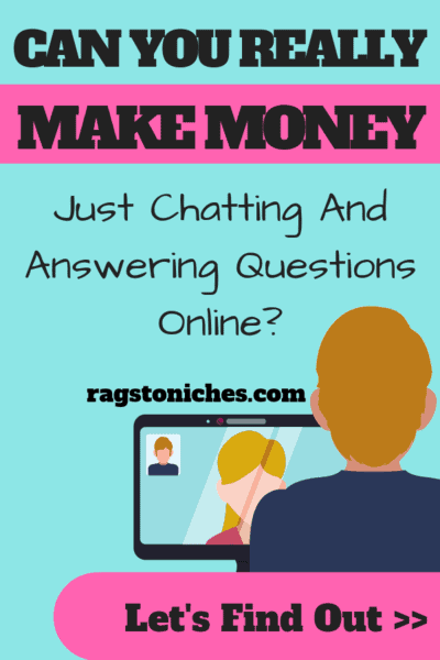 can you make money from chatting online with Zwerl