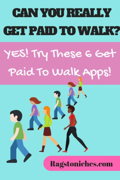 get paid to walk apps review
