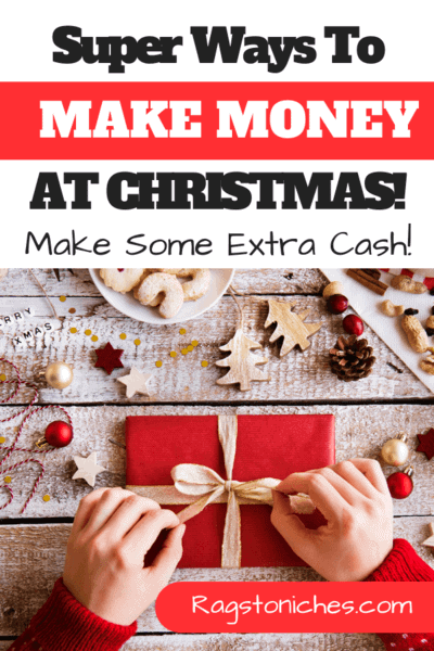 how to make money online at Christmas