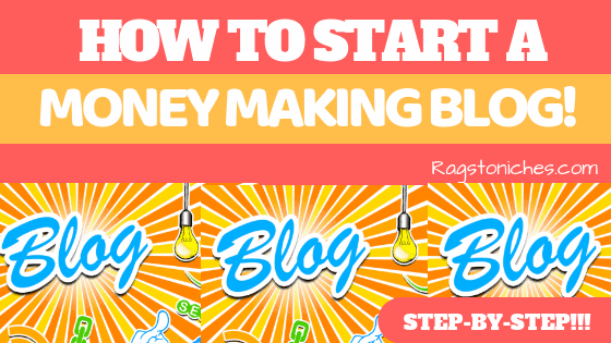 how to set up a blog that makes money: the ultimate guide!