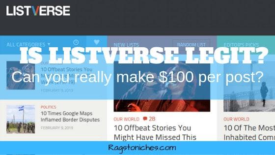 is listverse legit review
