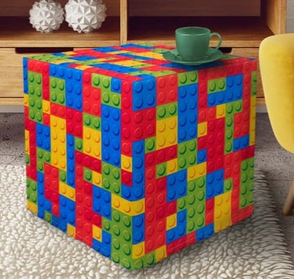 Lego Square Table
