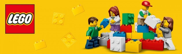 Make money from lego
