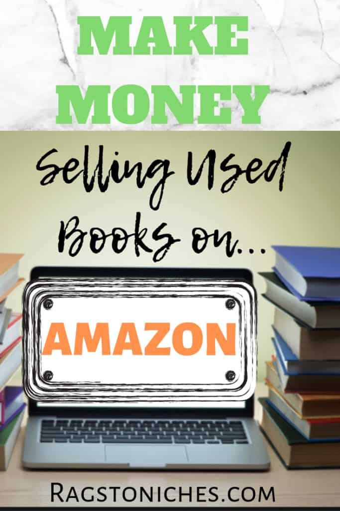 make money selling used books on amazon