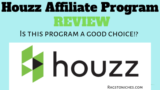Houzz Affiliate Program Review