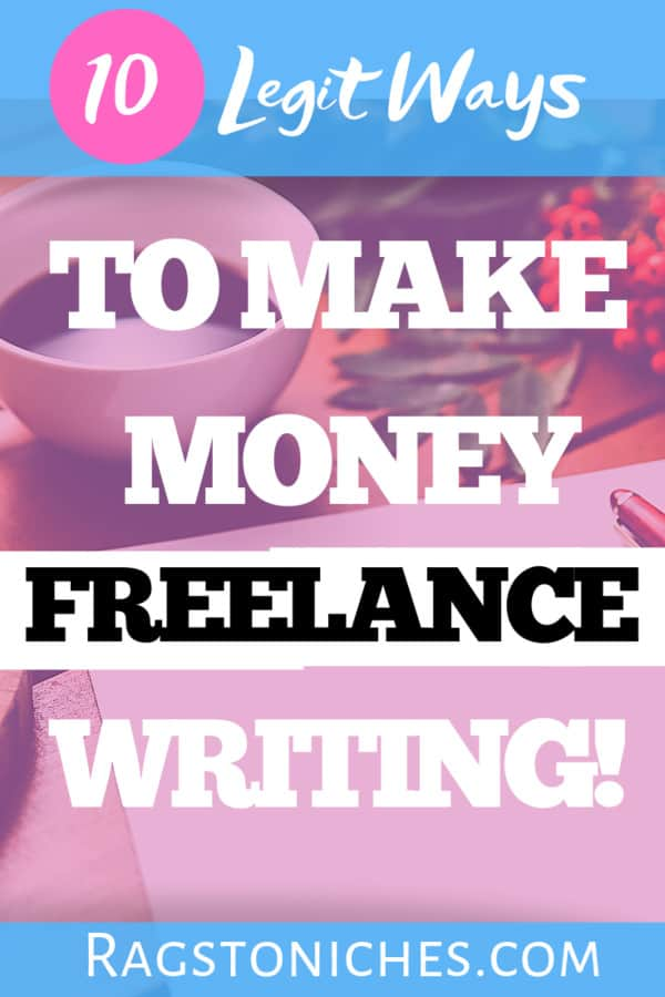 10 ways to start freelance writing career