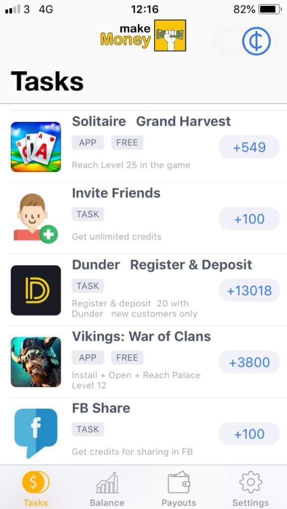 make money free cash app offers