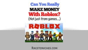 how to make money from roblox