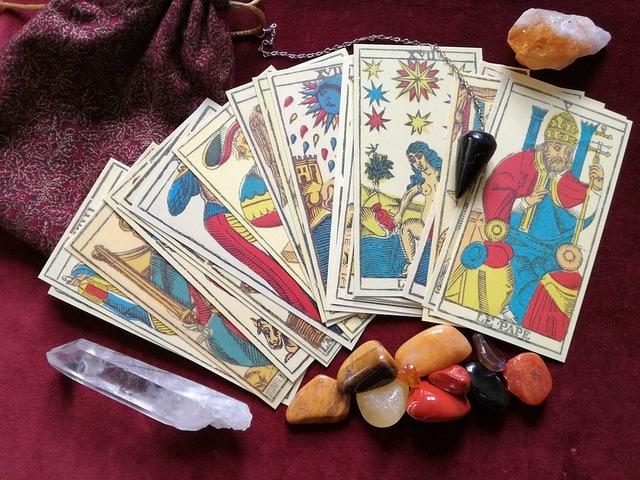 tarot card hobby