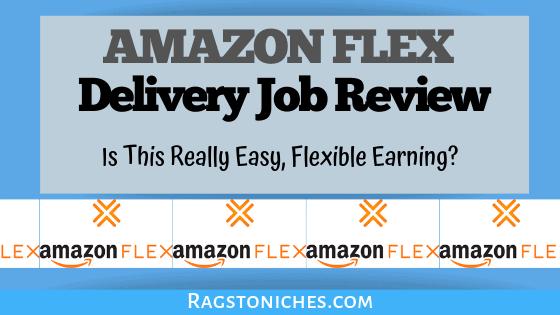 Amazon Flex Delivery Job Review: Legit or Scam job?