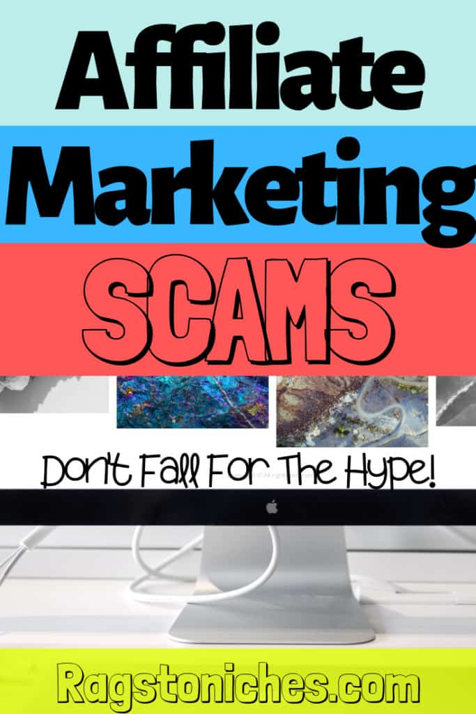 Affiliate marketing scams to avoid!