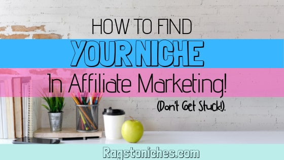 How To Find An Affiliate Marketing Niche Onilne For Beginners!