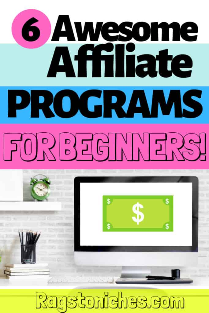 The best affiliate marketing programs for beginners.