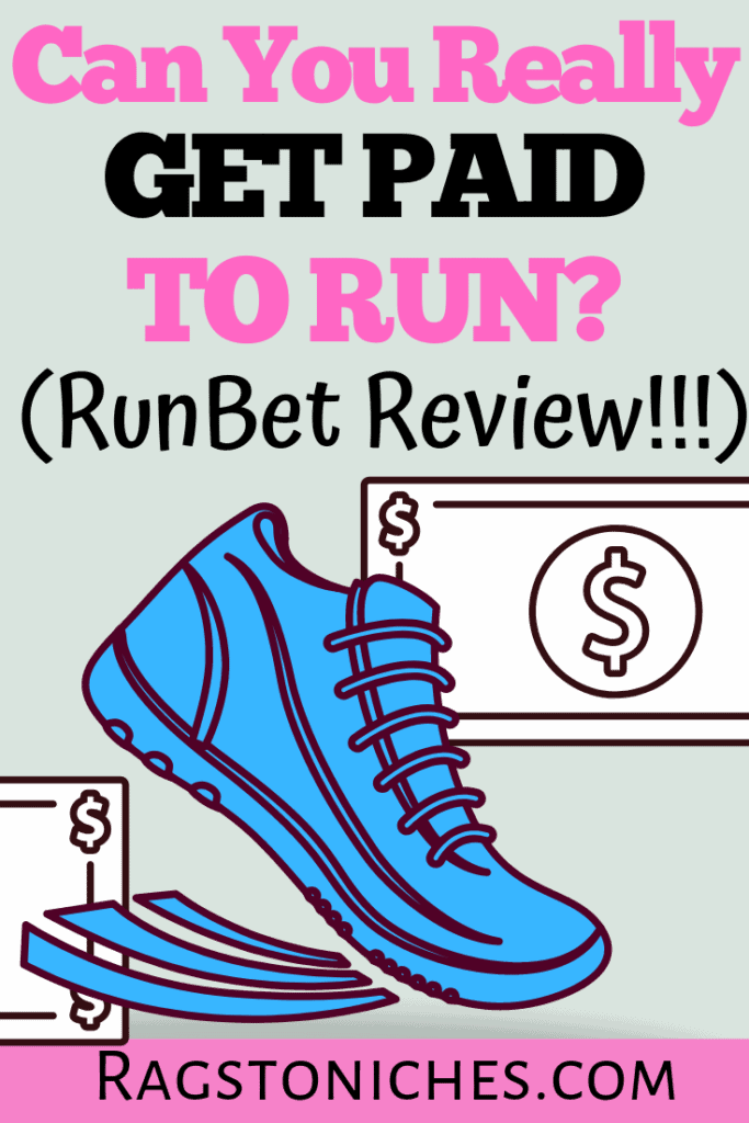 Can you get paid to run?  Check out RunBet review!