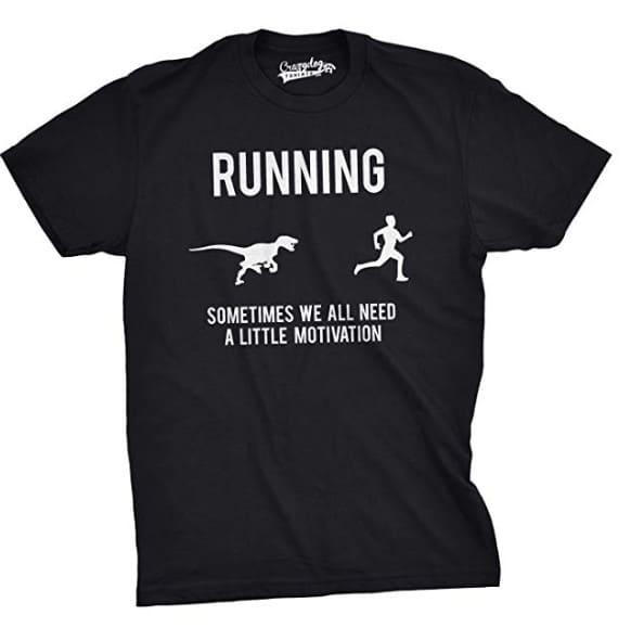 running tshirt