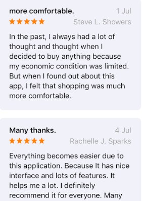 Use Review Google Play