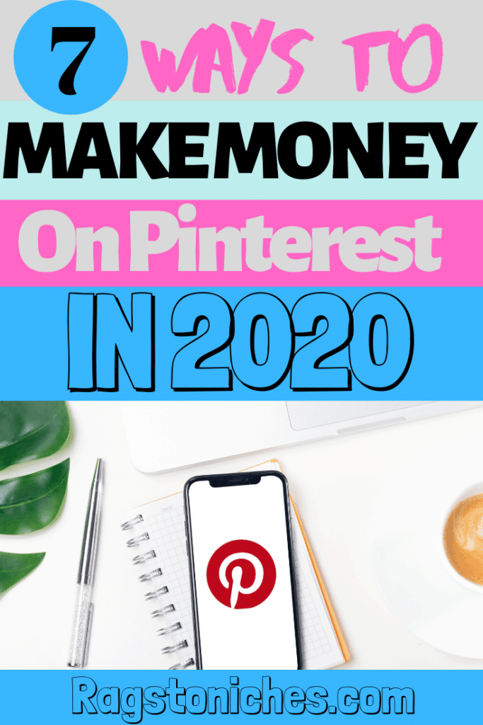 make money on pinterest 2020