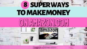 legit ways to make money on amazon