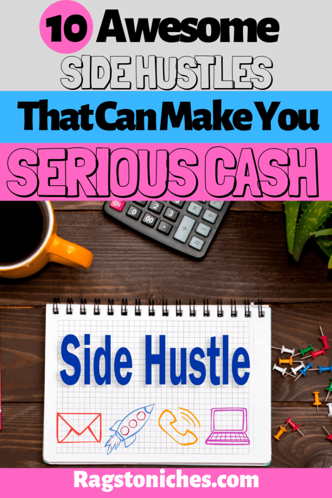 legit side hustle ideas and tips