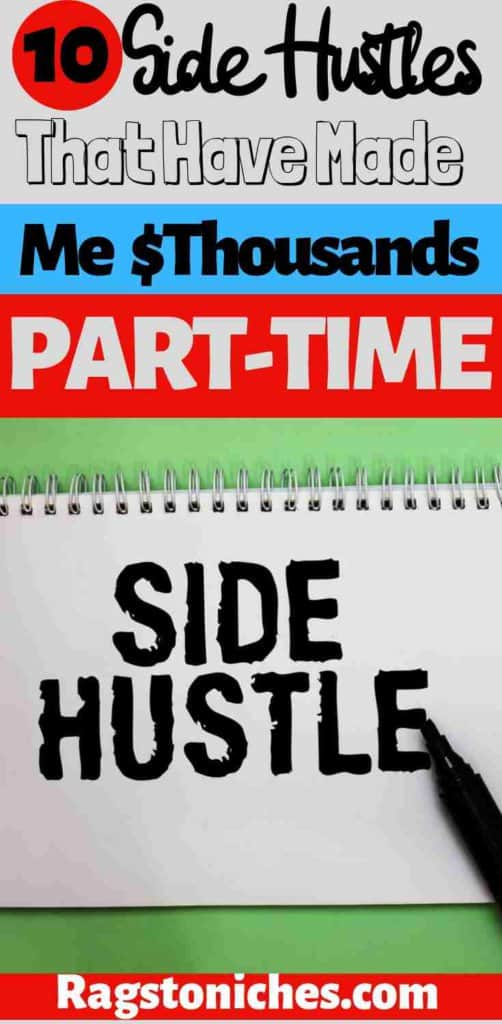 Money Making Side Hustles