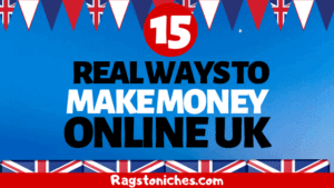 15 real ways to make money online UK