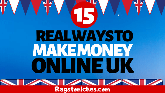 15 real ways to make money online UK