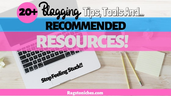 blogging tools resources and tips