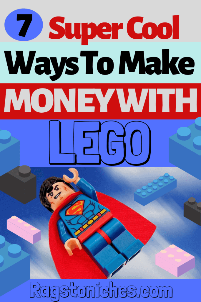cool ways to make money with lego